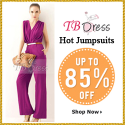 Tbdress Discount Jumpsuits 2016